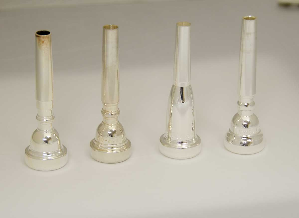 Tips on Trumpet Mouthpieces | Paige's Music News about band