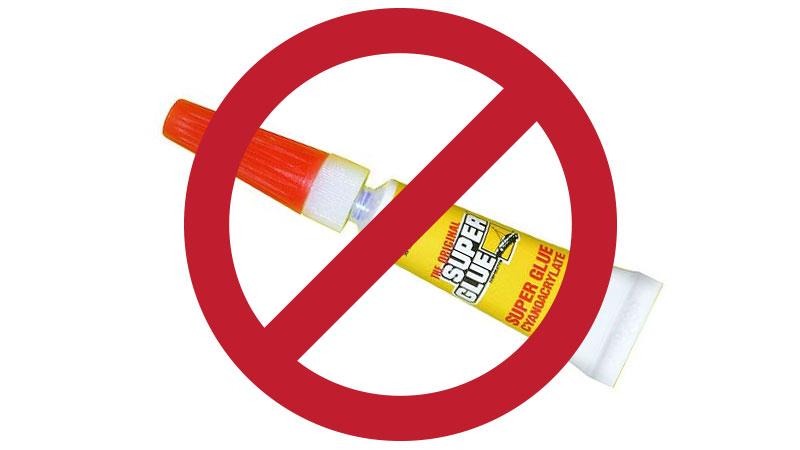 no-glue