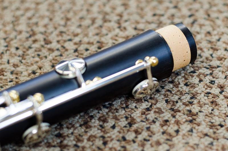 clarinet-tenon
