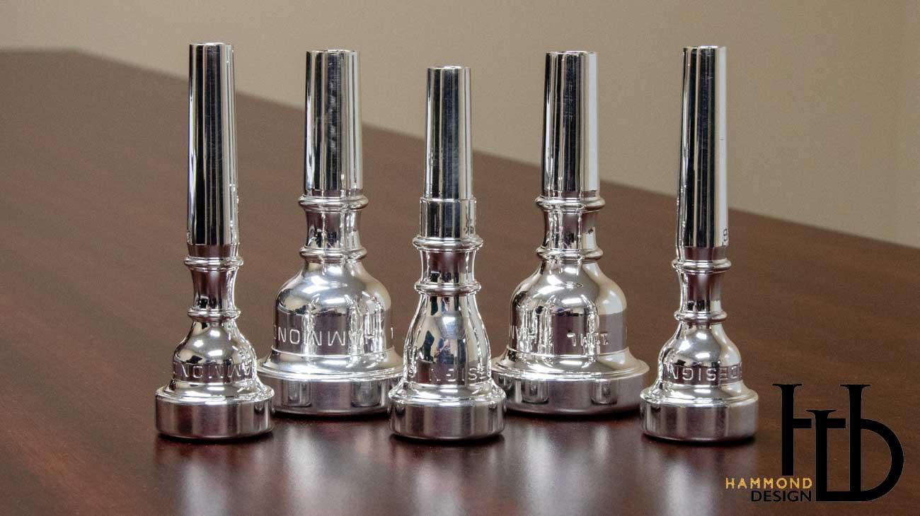 hammond design brass mouthpieces