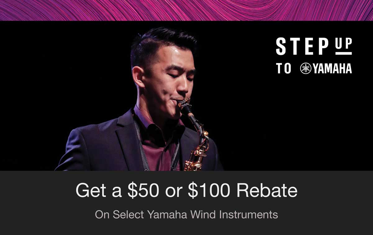 Step Up To Yamaha 2019